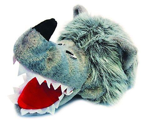 Карнавальная шапочка Волк