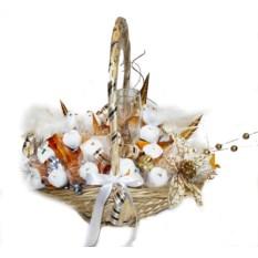 Букет из конфет Свадебный вальс