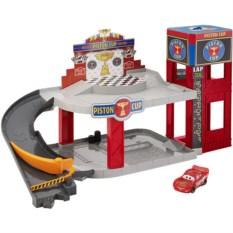 Игровой набор Cars Большой гараж