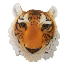 Декоративная навесная садовая фигура Голова тигра