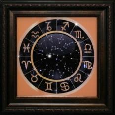 Картина с кристаллами Swarovski Знаки зодиака