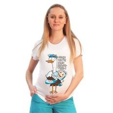 Футболка для беременных Получите, распишитесь