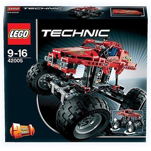 Конструктор LEGO Technic Монстрогрузовик