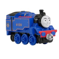 Машинка Mattel Thomas&Friends Паровозик Белль с прицепом
