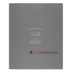 Записная книжка Ogami Professional Large Grey Softcover
