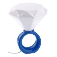 USB-светильник Кольцо с бриллиантом