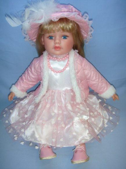 Озвученная кукла Эльза