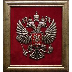 Плакетка Герб России