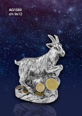 Статуэтка Коза-золотое копытце