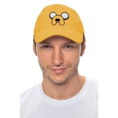 Кепка Printio Adventure time. Jake