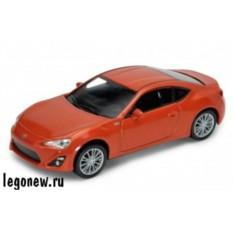 Модель машины Welly 1:34-39 Toyota 86