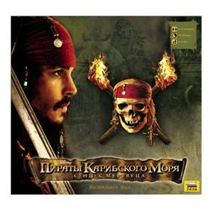 Игра настольная «Пираты карибского моря»
