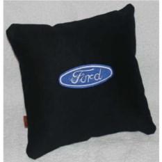 Черная подушка Ford