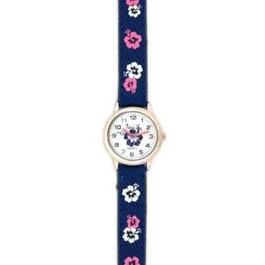 Часы «Синие цветы» Tik-Tak