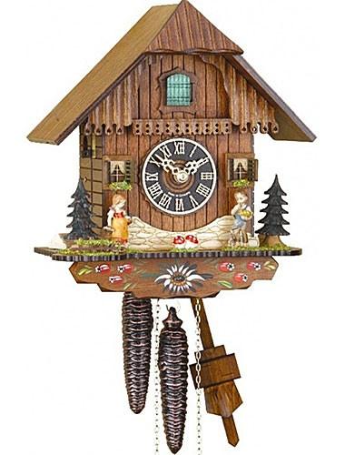 Механические настенные часы с кукушкой Trenkle 1507