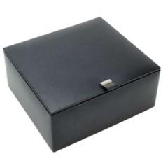 Шкатулка для часов с черным язычком LC Designs Co