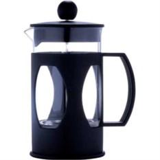 Заварочный кофейный чайник на 0,6л DeLuxe Bekker (черный)