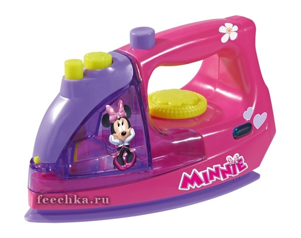Утюг Minnie Mouse от Simba