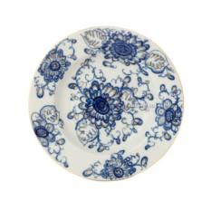 Гладкая тарелка Поющий сад