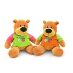 Мягкая игрушка Orange Toys Медвежонок Добруша