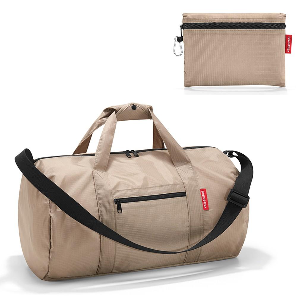 Спортивная складная сумка Dufflebag taupe