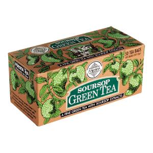 Чай зеленый с ароматом саусэпа