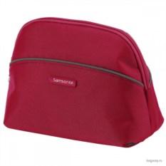 Косметичка Samsonite B-lite fresh малинового цвета
