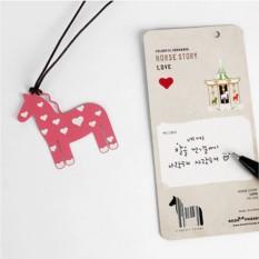 Закладка Horse Story Hearts