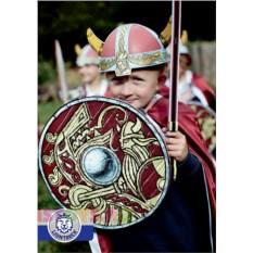 Детский карнавальный костюм викинга с топориком