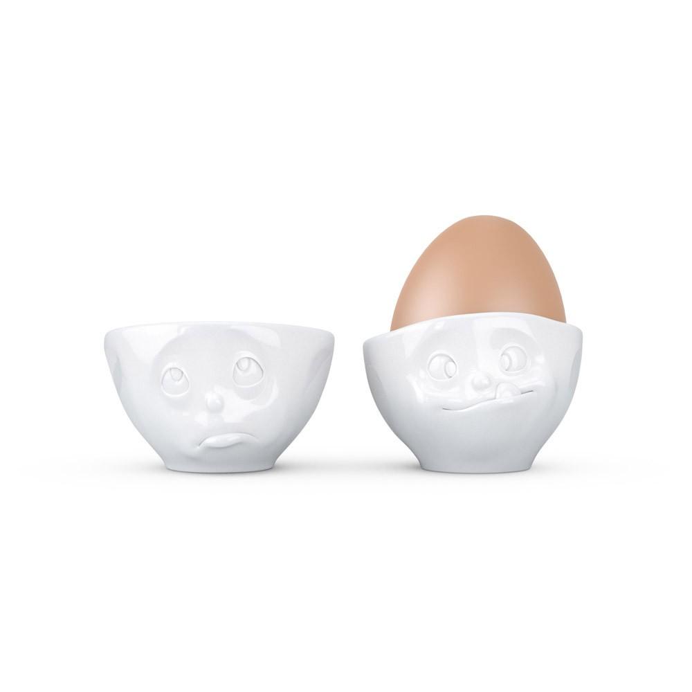 Подставки для яиц «Удивление» и «Симпатяга»