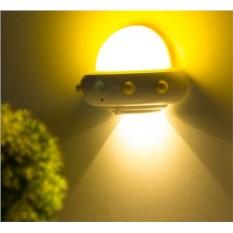 Оригинальный светильник с пультом НЛО