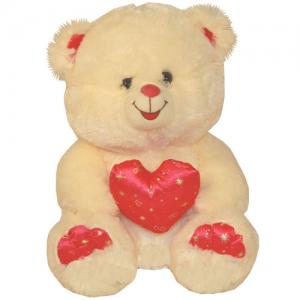 Игрушка говорящая «Медвежонок с сердцем»