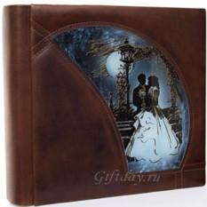Свадебный фотоальбом Влюбленные под луной