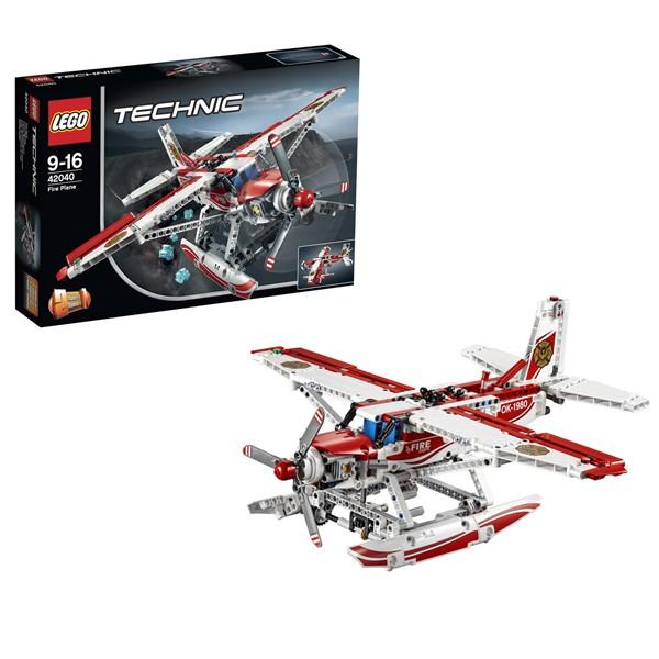 Конструктор Lego Technic Пожарный Самолет