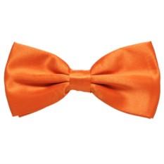 Галстук-бабочка (оранжевая)