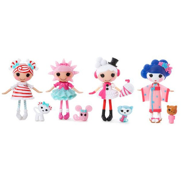 Мини кукла Лалалупси (Lalaloopsy Mini)