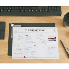 Настольный планинг Weekly Desk