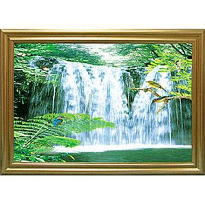 Объёмная 3D картина «Водопад»