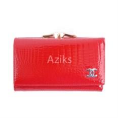 Женский кошелек Chanel (цвет: красный)