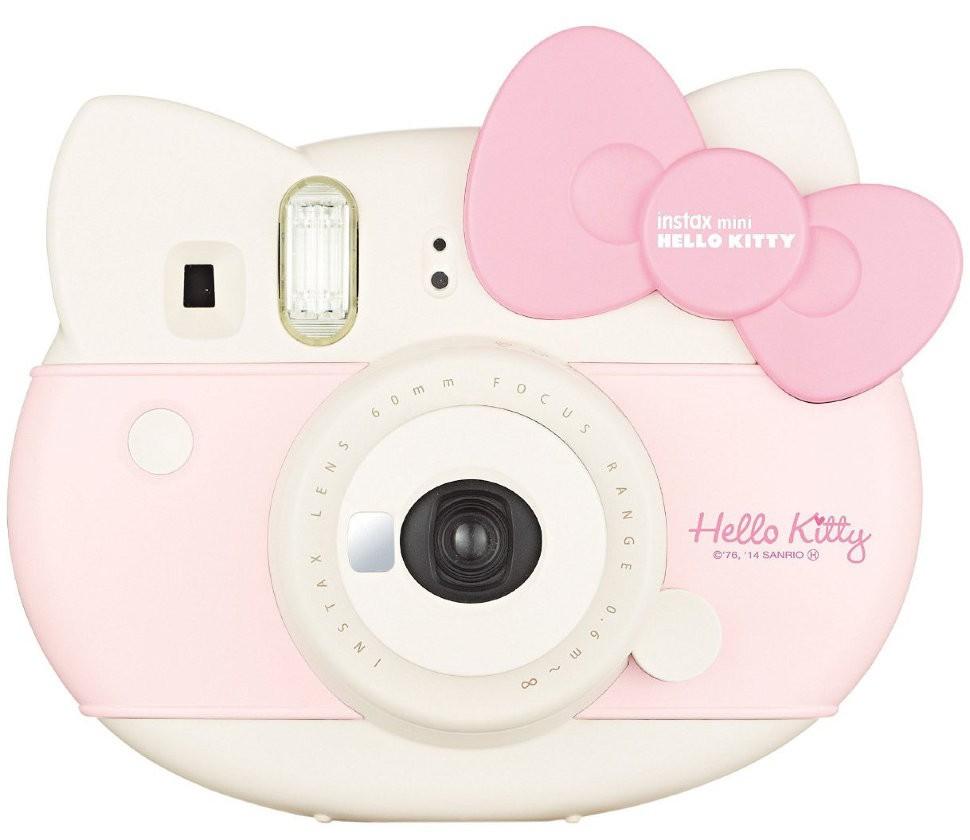 Фотоаппарат моментальной печати Fujifilm Instax HELLO KITTY