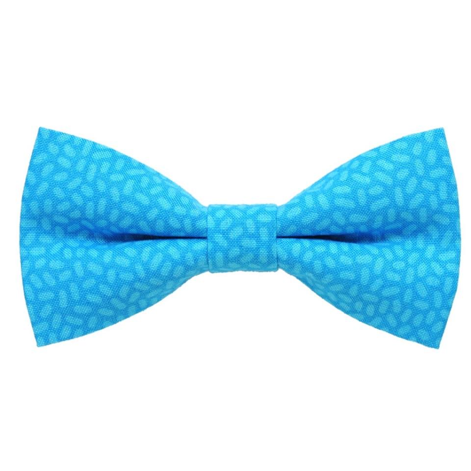Галстук-бабочка (голубая)