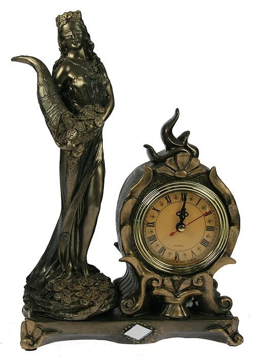 Настольные часы Фортуна