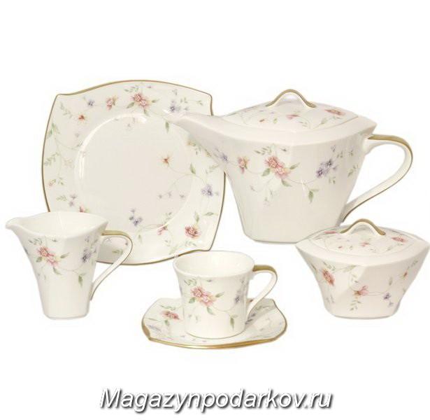 Чайный сервиз на 12 персон Narumi Весна
