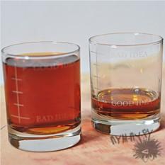 Набор стаканов Хорошая идея, плохая идея