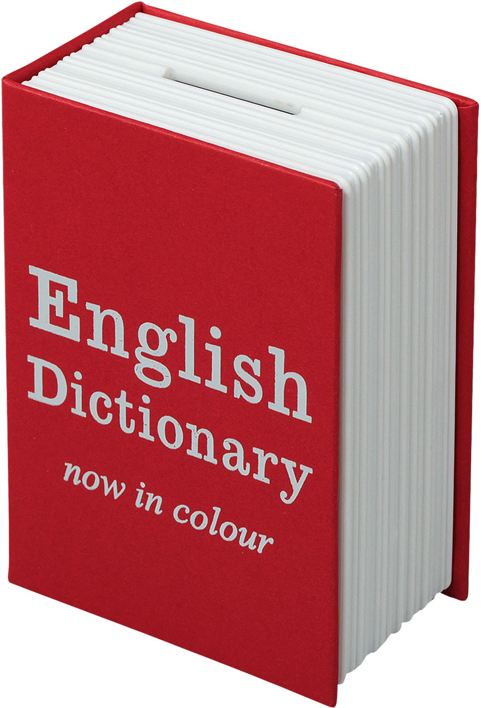 Книга-сейф мини «Английский словарь»