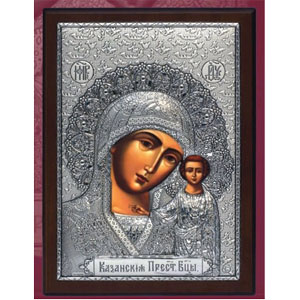 Икона Богородицы «Казанская»