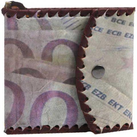 Зажим для денег «Евро»