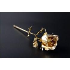 Сувенир Золотая роза