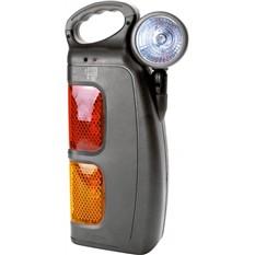 Набор инструментов для автомобиля с фонарем (14 предметов)