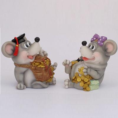 Копилка «Мышка»